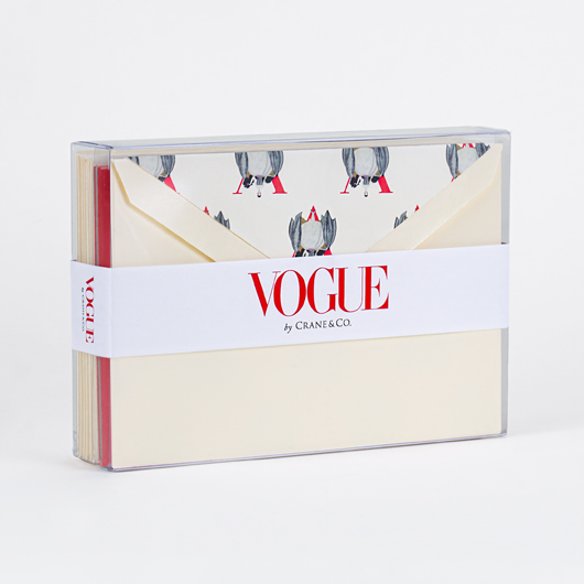 shop Downton Abbey notes and cards from Crane Stationery